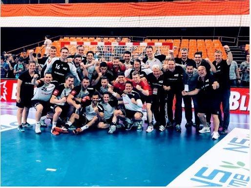ERIMA und Schweizer Handballverband